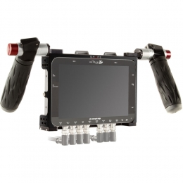 SHAPE odyssey 7q+ cage with handles