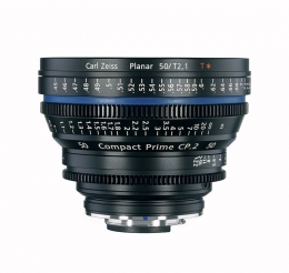 Zeiss Compact Prime2 PL 50/2.1 T - metric