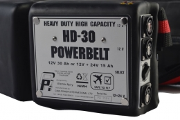 HD 30 Camera Powerbelt