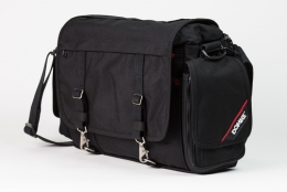 Domke Metro Messenger Bag Black/Black