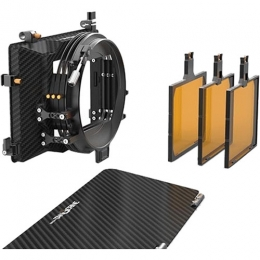 VIV Kit 2: 4x5.65'' 3-Stage Matte Box