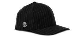 WEAPON 8K REDFLEX FITTED CAP - Black - S/M