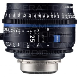 ZEISS CINE CP.3 25MM F/MT