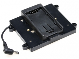 TVLogic Panasonic D54/D28 Battery Holder for VFM-056