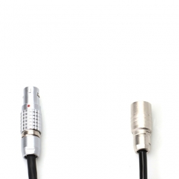 Lemo2 mini to Hirose4 Power Cable