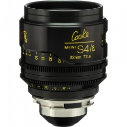 Cooke Mini S4/i 32mm T2.8 Metric PL