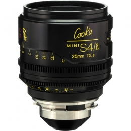 Cooke Mini S4/i 25mm T2.8 Metric PL