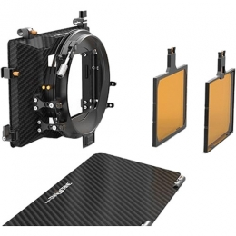 VIV Kit 1: 4x5.65'' 2-Stage Matte Box