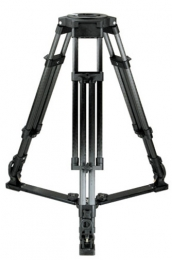 Alu tripod 2 stage flat base