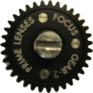 Focus Gear for Prime Lenses/16mm Zooms