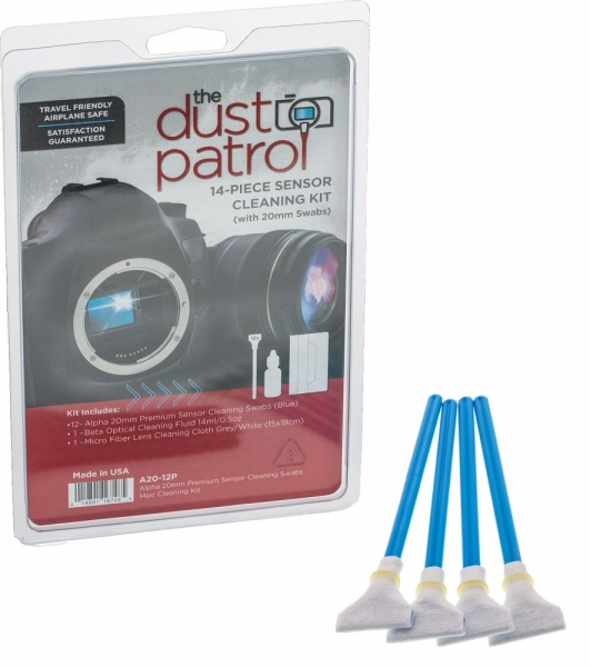 The Dust Patrol Alpha 20mm Premium