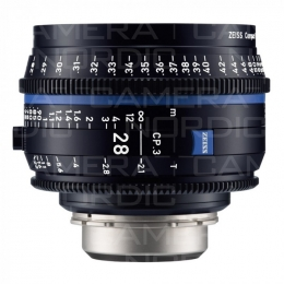 ZEISS CINE CP.3 28MM PL/MT