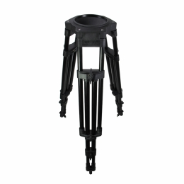 Alu tripod 2 stage 150mm bowl