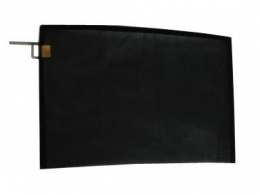 Avenger 24x36'' Solid Black Flag Cover