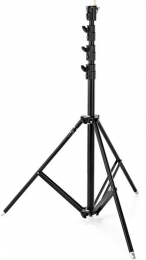 Manfrotto Super Stand ALU A14 Levleg - Black