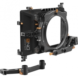 Strummer DNA Kit 3:  4x5.65'' 3-Stage Matte Box -