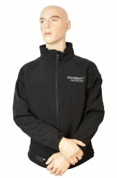 CN Softshell Jacket - Black