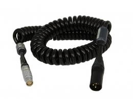 AMIRA Power Cable Coiled