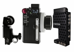 15-0021 RT Wireless Lens Control Kit (Latitude-SK Receiver, MK3.1 Controller+Forcezoom)